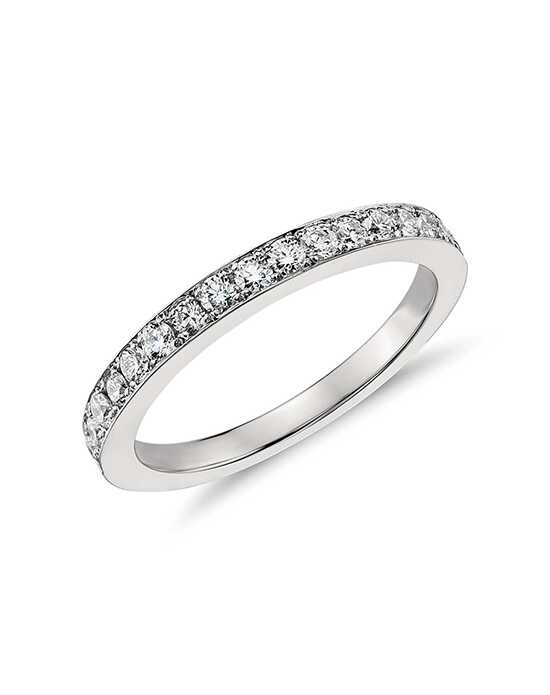 Monique Lhuillier Fine Jewelry Diamond Ring (2/3 ct. tw.) Platinum Wedding Ring