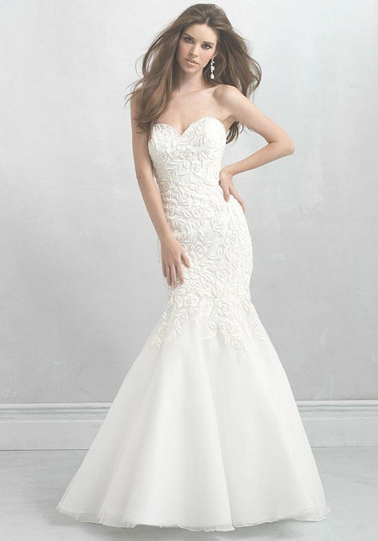 Madison James MJ08 Mermaid Wedding Dress