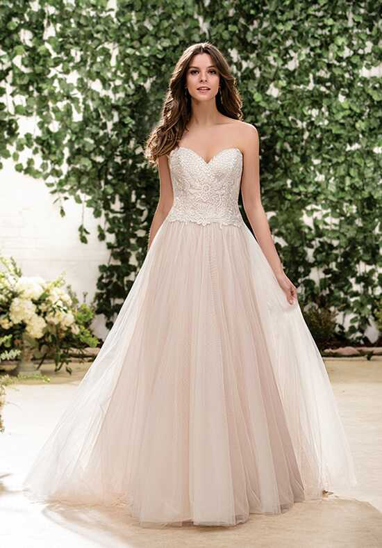 Jasmine Collection F181056 A-Line Wedding Dress