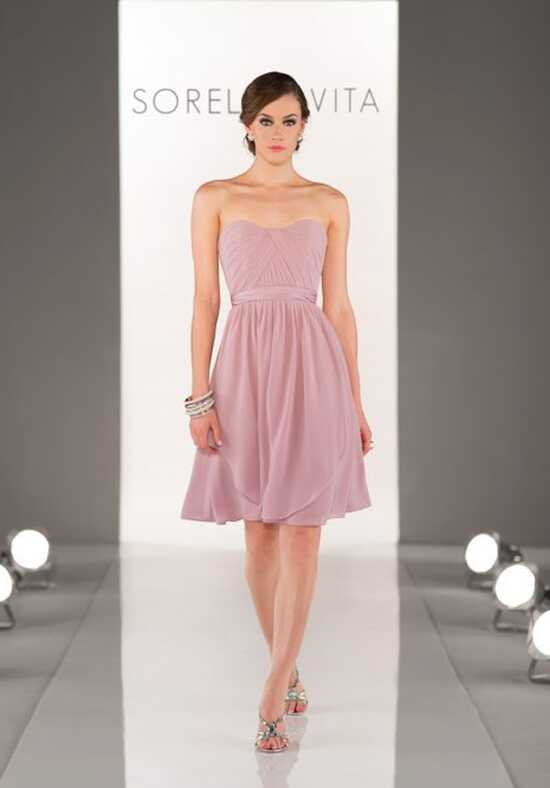 Sorella Vita 8471 Strapless Bridesmaid Dress