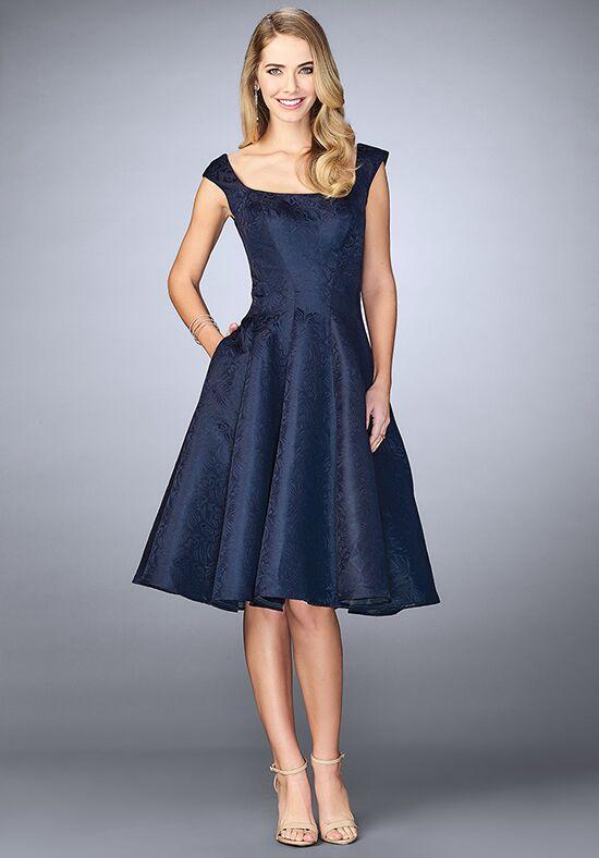 Cranberry Tea Length Dresses