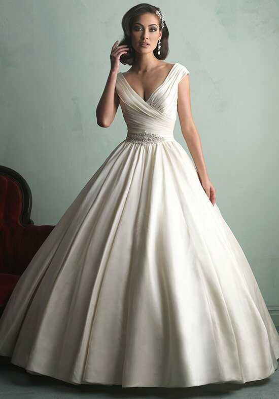 Allure Bridals 9155 Ball Gown Wedding Dress
