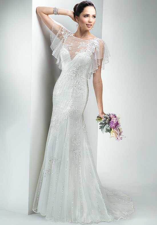 Maggie Sottero Savannah Sheath Wedding Dress
