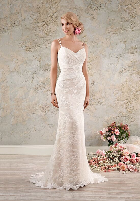 Alfred Angelo Modern Vintage Bridal Collection 8559 Wedding Dress