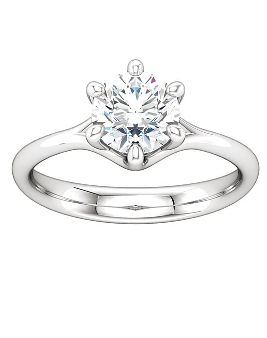 ever&ever Classic Marquise, Round, Oval Cut Engagement Ring