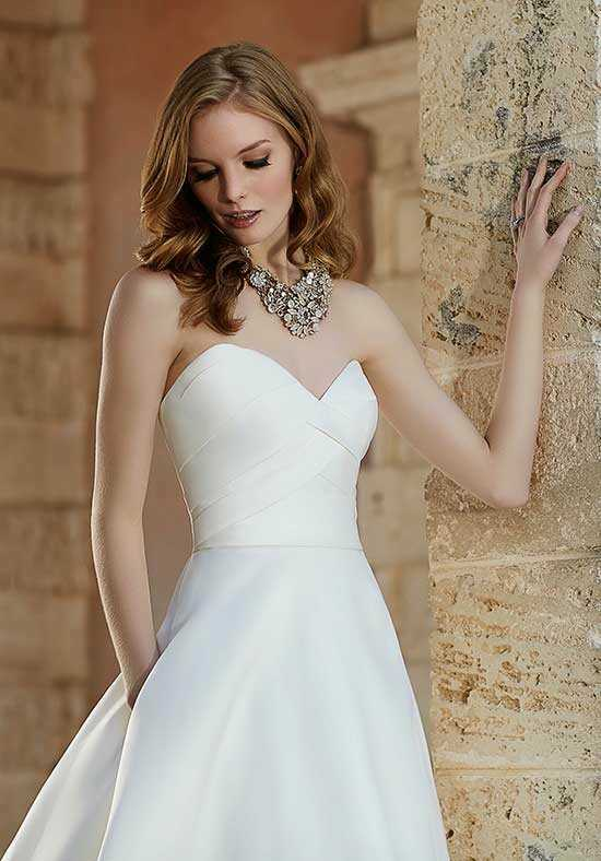Martina Liana 687 A-Line Wedding Dress