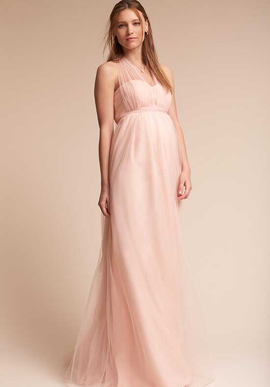 BHLDN (Bridesmaids) Serafina Maternity Sweetheart Bridesmaid Dress