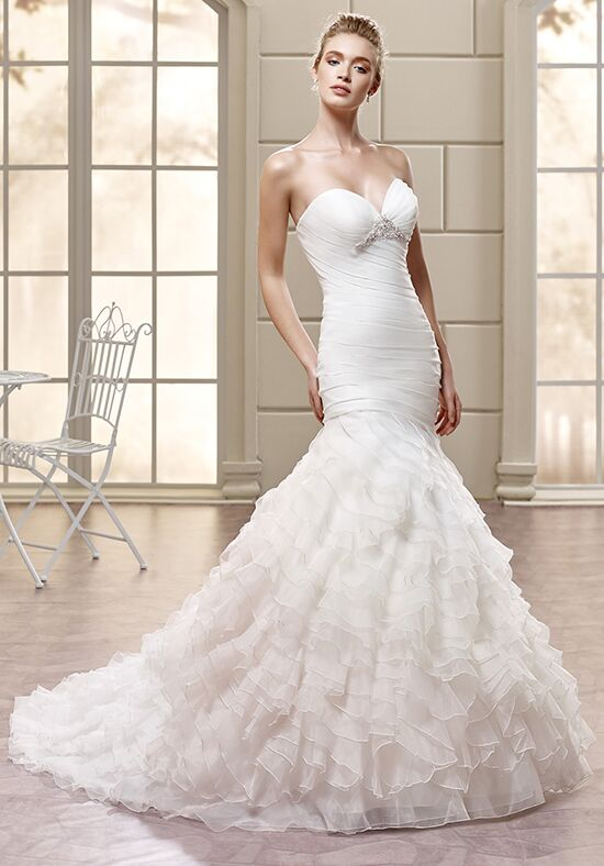 Eddy K AK140 Mermaid Wedding Dress