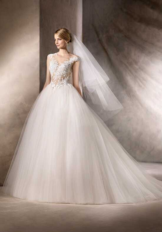 LA SPOSA HALAR Ball Gown Wedding Dress