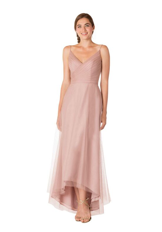 Bari Jay Bridesmaids EN-1714 V-Neck Bridesmaid Dress
