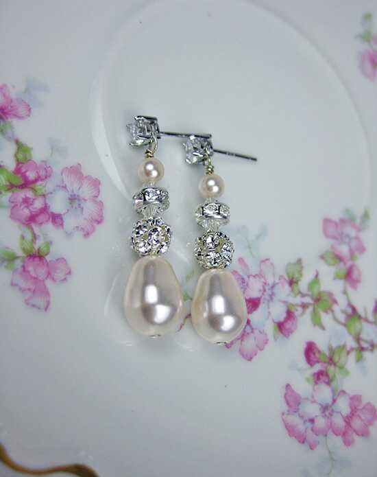 Everything Angelic Grace Earrings - e244 Wedding Earring photo