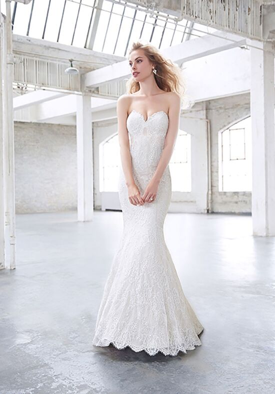 Madison James MJ300 Sheath Wedding Dress
