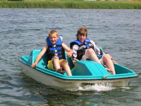 прокат лодок на озере цена