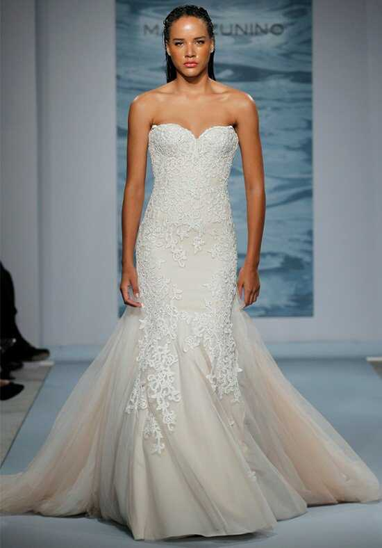 Mark Zunino for Kleinfeld 107 Mermaid Wedding Dress