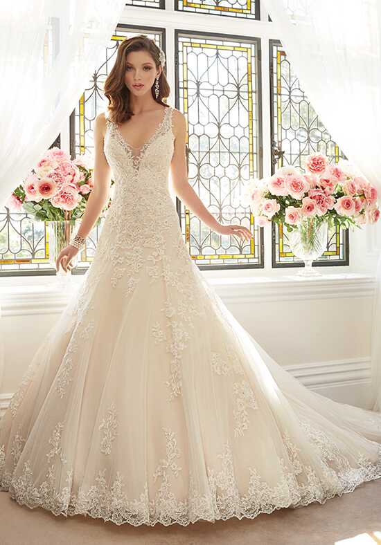 Sophia Tolli Y11641 - Aricia Wedding Dress photo