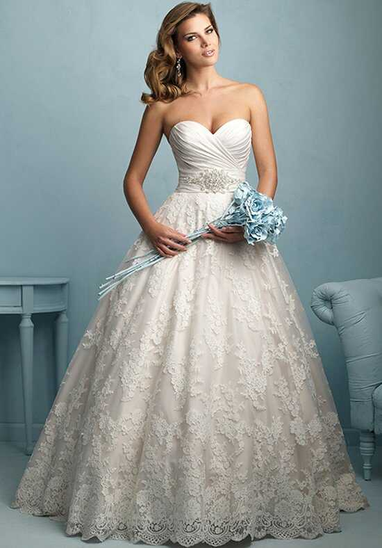 Allure Bridals 9202 Ball Gown Wedding Dress