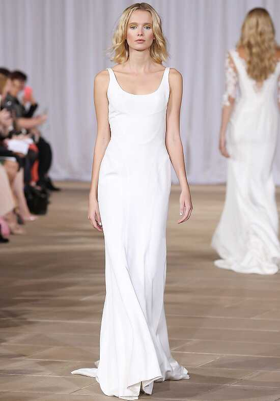 Ines Di Santo Dusk Sheath Wedding Dress