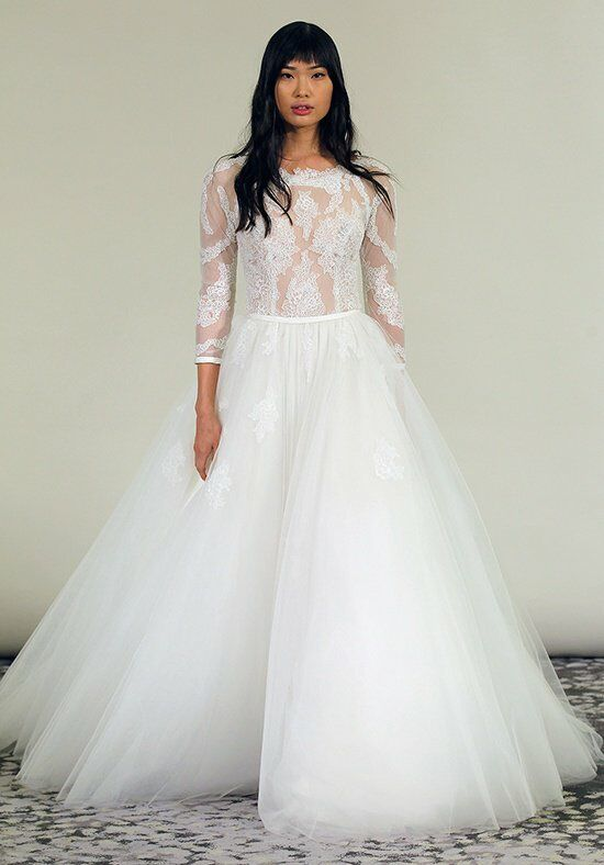 Alyne by Rita Vinieris Loren A-Line Wedding Dress