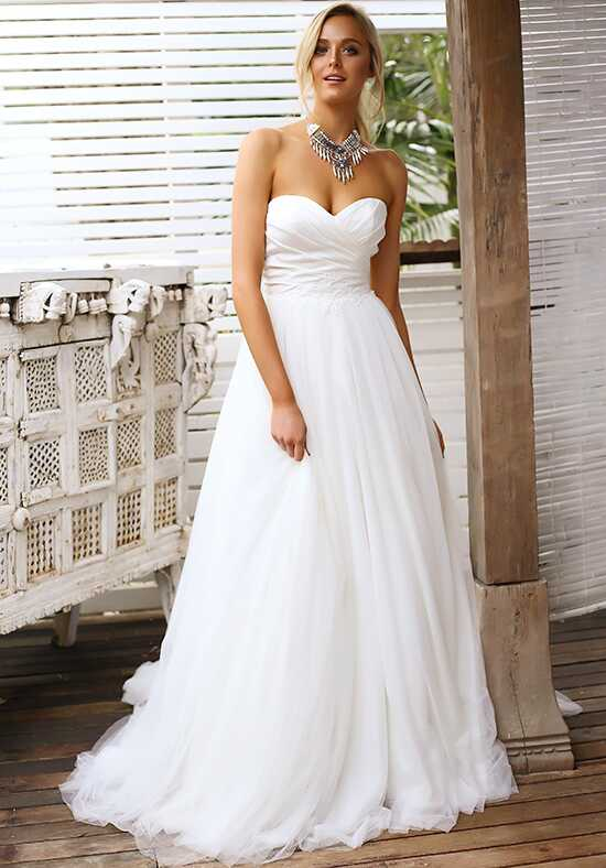 Mia Solano ML6417 Ball Gown Wedding Dress