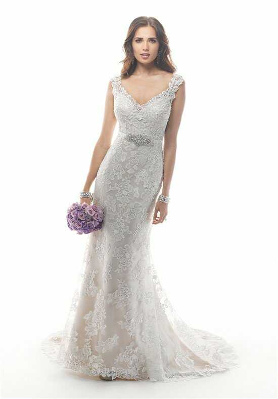 Maggie Sottero Lark Sheath Wedding Dress