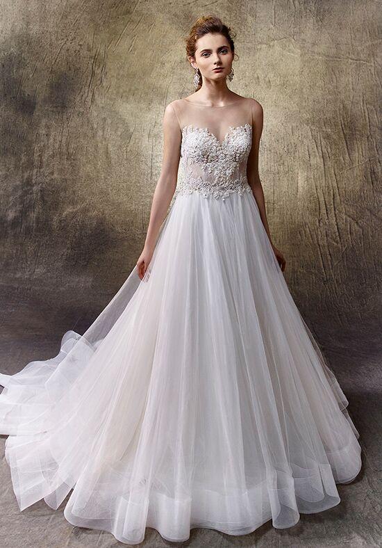 Enzoani London A Line Wedding Dress