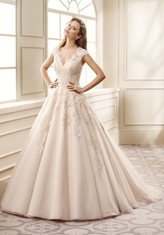 Eddy K EK1065 Ball Gown Wedding Dress