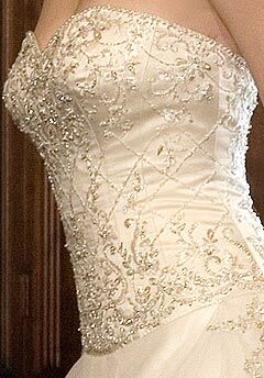 Sophia Moncelli for Kleinfeld 3324 Ball Gown Wedding Dress