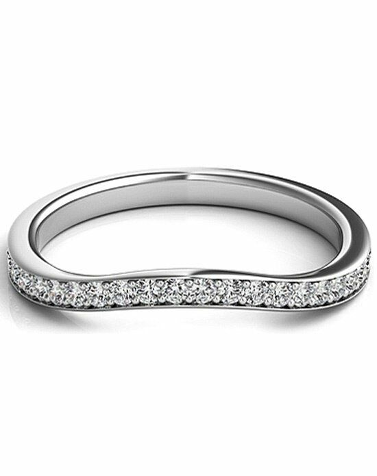Since1910 SNT273WB White Gold Wedding Ring