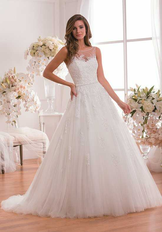 Jasmine Collection F171007 Ball Gown Wedding Dress