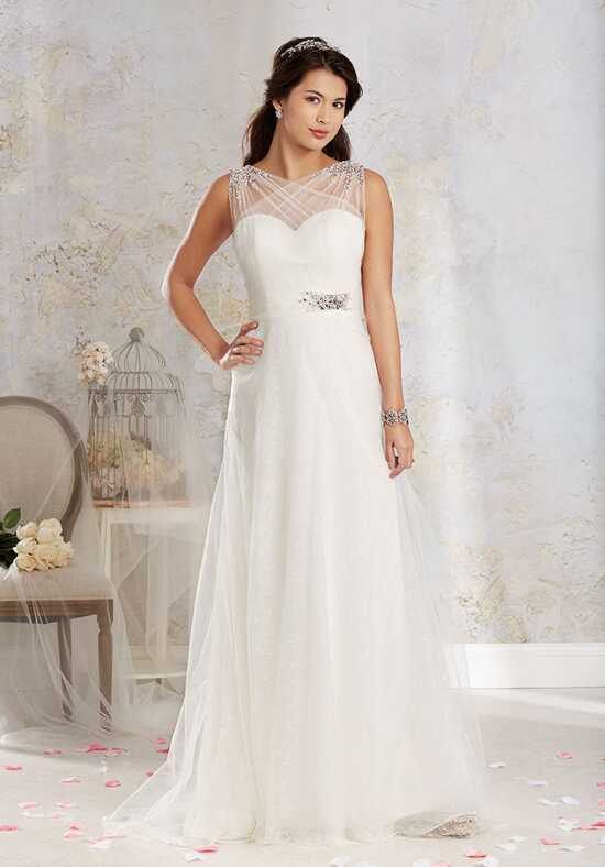 Alfred Angelo Modern Vintage Bridal Collection 8541 A-Line Wedding Dress
