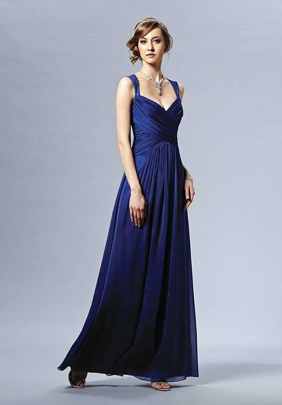 Belsoie L164013 V-Neck Bridesmaid Dress