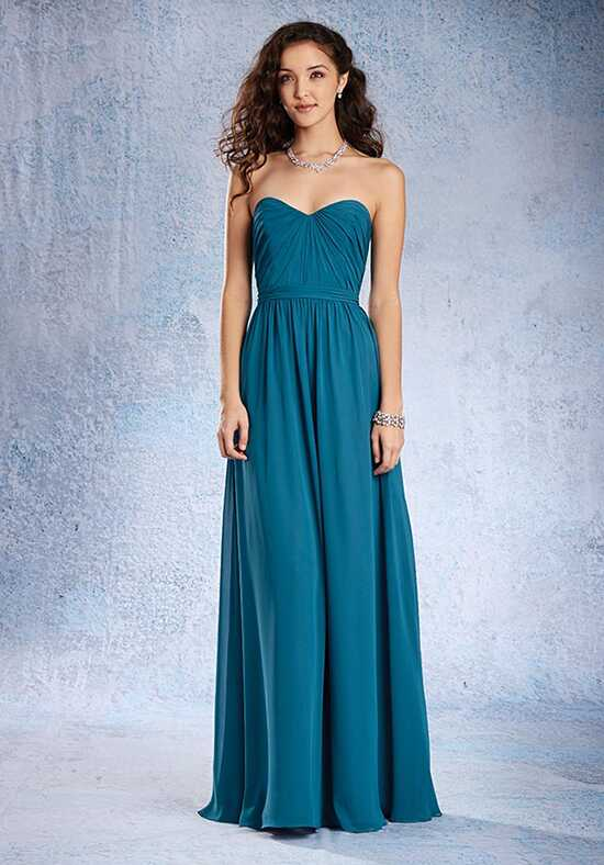 Alfred Angelo Signature Bridesmaids Collection 7361L Sweetheart Bridesmaid Dress