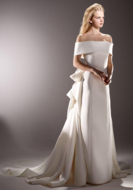 Viktor Rolf Mariage Back Drape Gown Wedding Dress The Knot