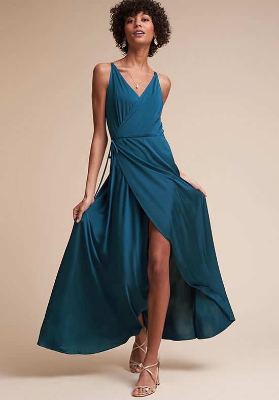 BHLDN (Bridesmaids) Lily V-Neck Bridesmaid Dress