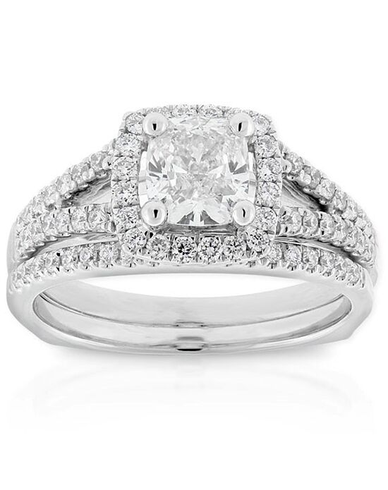 Ben Bridge Jeweler Classic Cushion Cut Engagement Ring