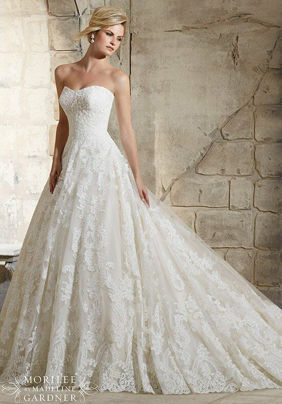 Morilee by Madeline Gardner 2787 A-Line Wedding Dress