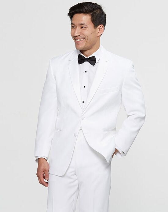 Menguin The Casablanca White Tuxedo