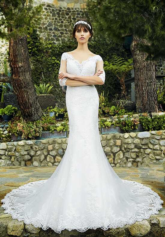 Moonlight Collection J6510 Mermaid Wedding Dress