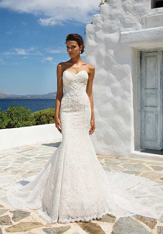 Justin Alexander 8967 Mermaid Wedding Dress