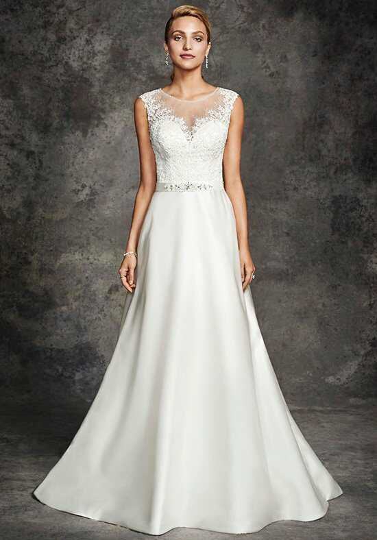 Ella Rosa BE266 A-Line Wedding Dress
