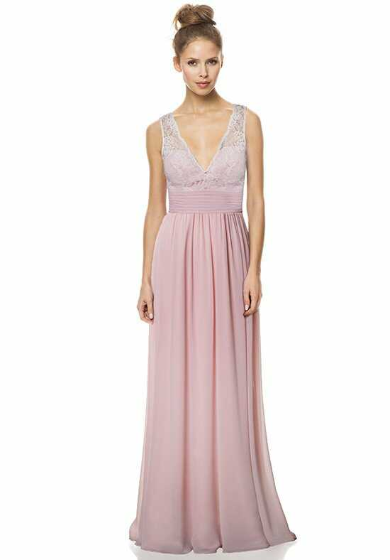 Bari Jay Bridesmaids 1466 V-Neck Bridesmaid Dress