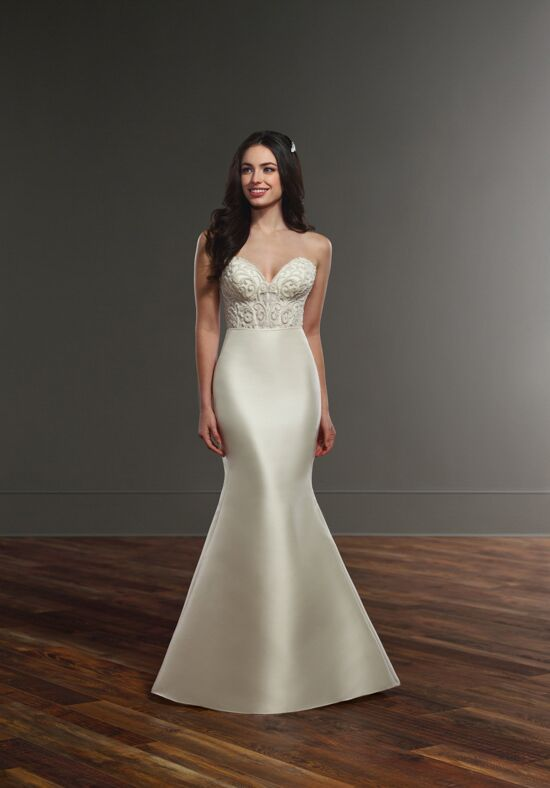Martina Liana Circe + Selene Mermaid Wedding Dress