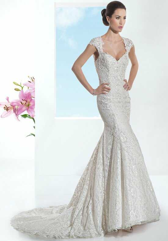 Demetrios 1476 Mermaid Wedding Dress