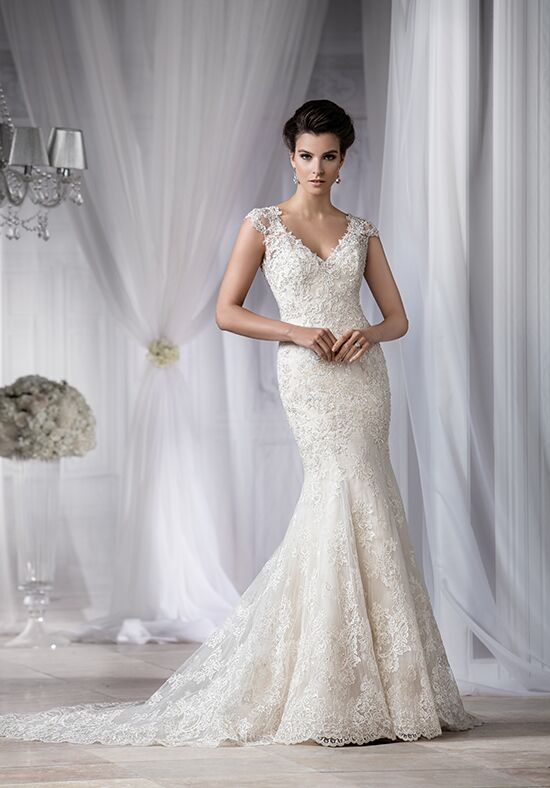 Jasmine Couture T182055 Mermaid Wedding Dress