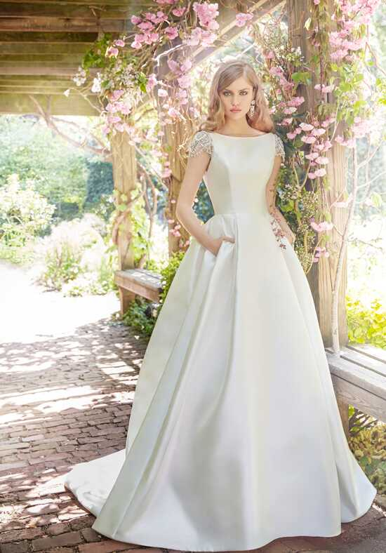 Alvina Valenta 9658 Ball Gown Wedding Dress