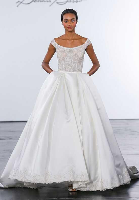 Dennis Basso for Kleinfeld Wedding Dresses