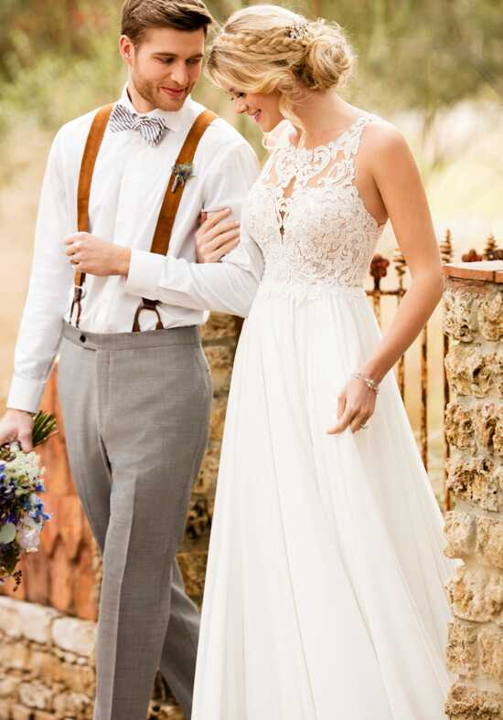 Halter wedding dresses essense of australia junglespirit Choice Image