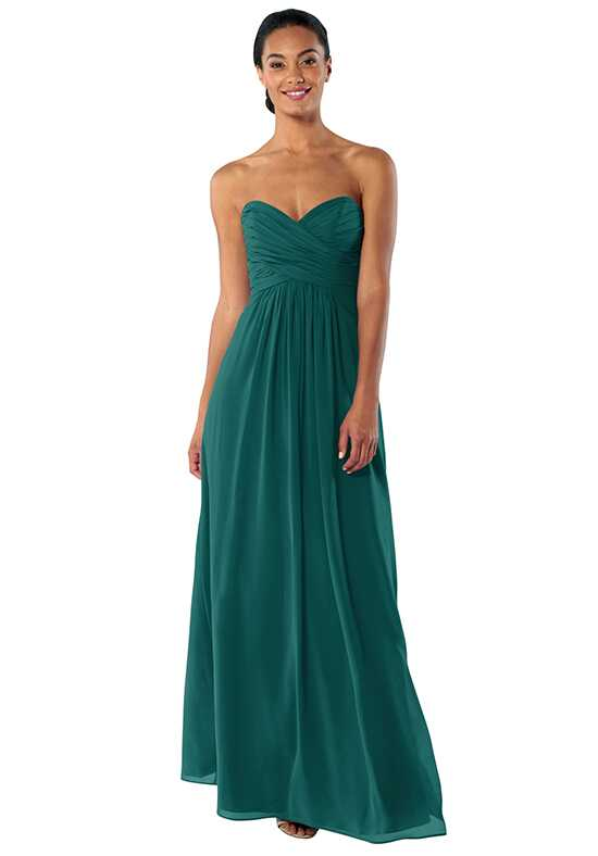 Brideside Charlotte in Aurora Sweetheart Bridesmaid Dress