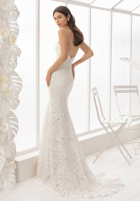 Rosa Clará Soft Lola Mermaid Wedding Dress