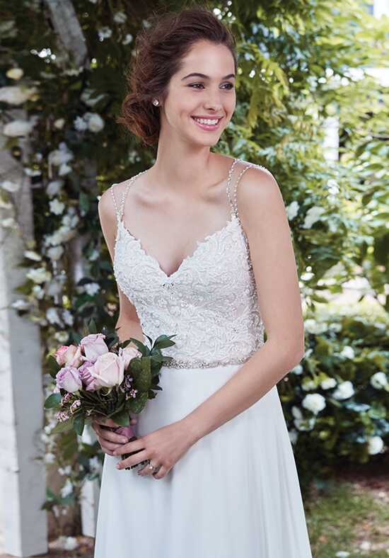 Rebecca Ingram Diana Sheath Wedding Dress